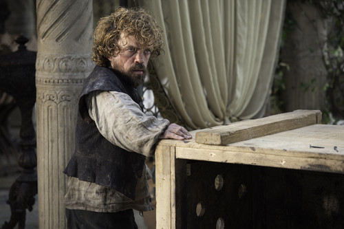 Tyrion Lannister wallpaper with a crate entitled  Tyrion Lannister