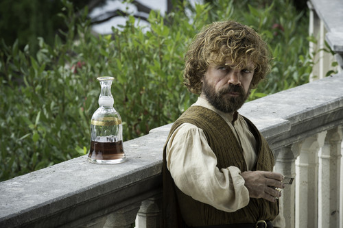 Tyrion Lannister wallpaper possibly containing a bottled water and a street called  Tyrion Lannister