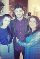 Waliyha, Zayn and Trisha