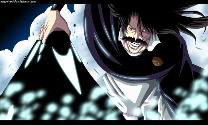 *Yhwach Pulls Out Mimihagi Sama From Soul King*