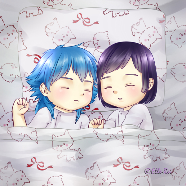 aoba and sei aww