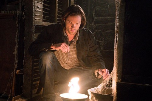 Sam Winchester wolpeyper containing a candle entitled 10 x19 The Werther Project