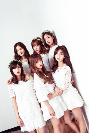 A-PINK for AJ Girls Magazine