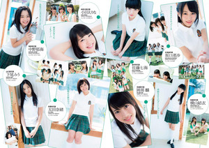 একেবি৪৮ Team 8 「Weekly Playboy」 No.14 2015