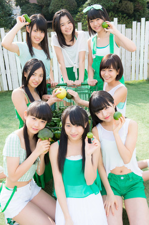 AKB48 Team 8 「Weekly Playboy」 No.14 2015