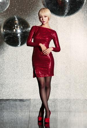 AOA Choa for Miniskirt Japanese Version