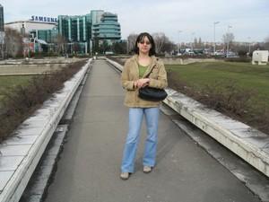 Again me in museum