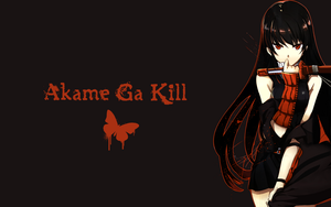 Akame ga Kill wallpaper !