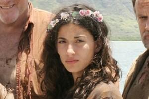 Alex with a bloem crown
