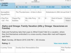 Alpha and omega family vacation is on carrbieen