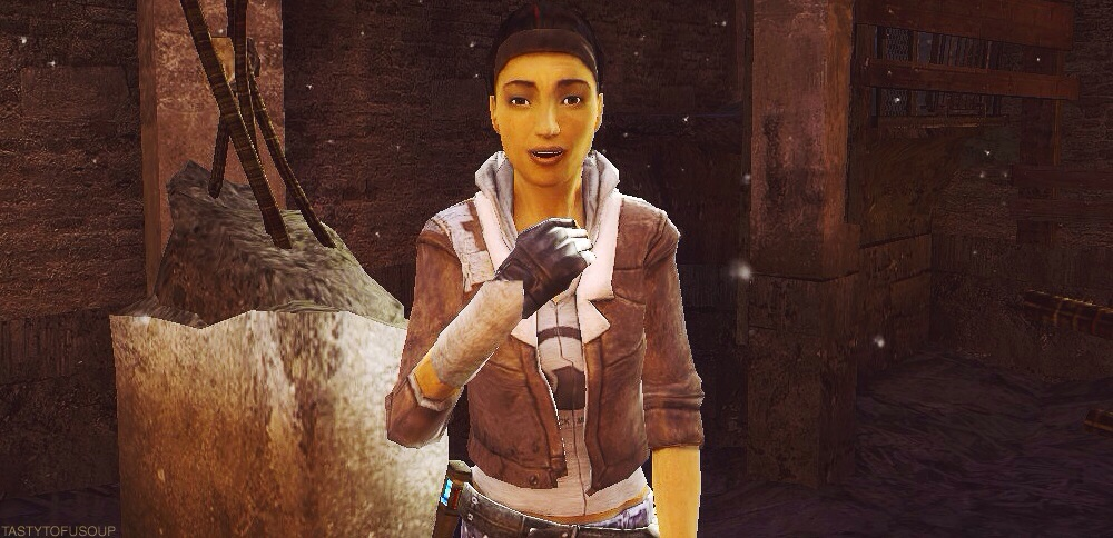 Skins (Half-Life 2) > Alyx   DS-Servers