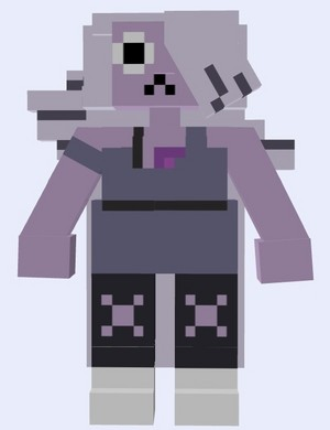 Amethyst - Minecraft(マインクラフト)