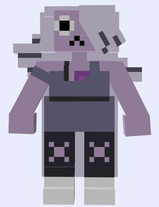Amethyst - Minecraft