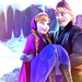 Anna and Kristoff icons