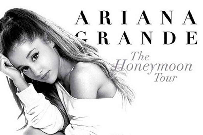 Ariana's Honeymoon Tour *-*