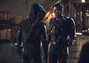 Arrow 3.17 ''Suicidal Tendencies''