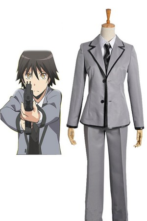 Assassination Classroom Kunugigaoka Junior High School Class 3-E Boy's School Uniform Cosplay Costum