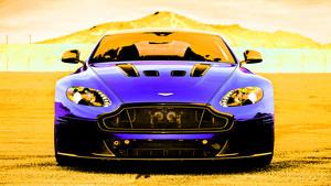 Aston Martin V12 Vantage Обои