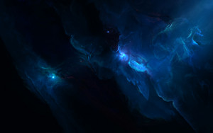 Atlantis Nebula door Starkiteckt