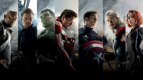 The Avengers wallpaper called Avengers: Age of Ultron