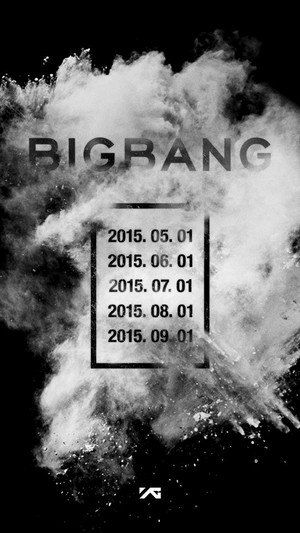 BIGBANG Revealed to be the 次 YG Comeback