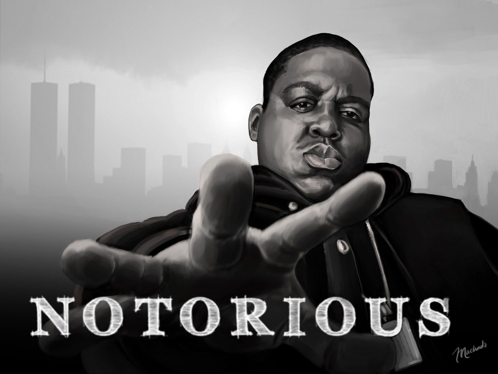 The Notorious BIG Images BROOKLYNS FYNEST HD Wallpaper And Background Photos
