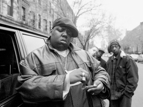 The Notorious BIG Wallpaper Possibly With A Street Titled BROOKLYN