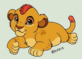 Baby Kion