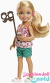 barbie & Her Sisters: The Great cachorro, filhote de cachorro Adventure Chelsea Doll 2