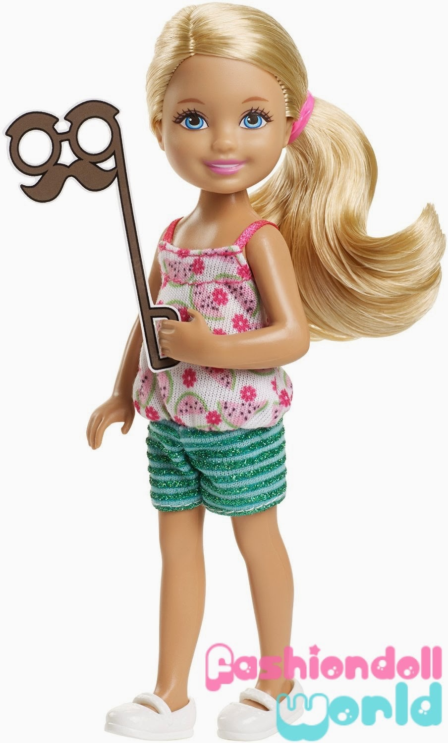 Barbie & Her Sisters: The Great Puppy Adventure Chelsea Doll 2