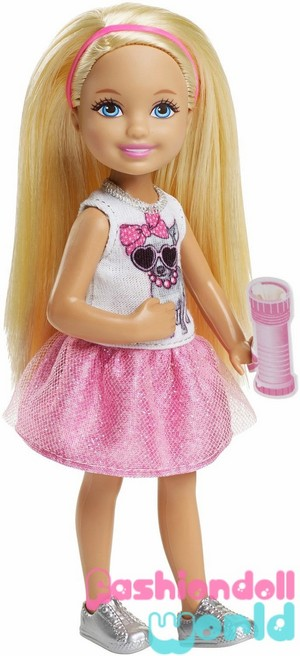 barbie & Her Sisters: The Great anak anjing, anjing Adventure Chelsea Doll 3