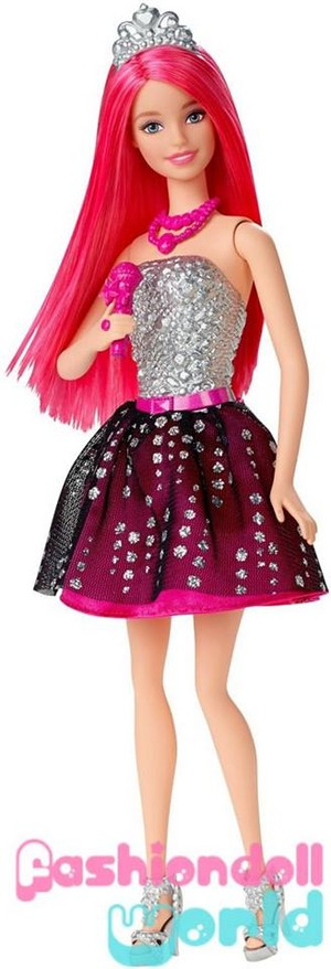 barbie in Rock'n Royals Basic Courtney Doll