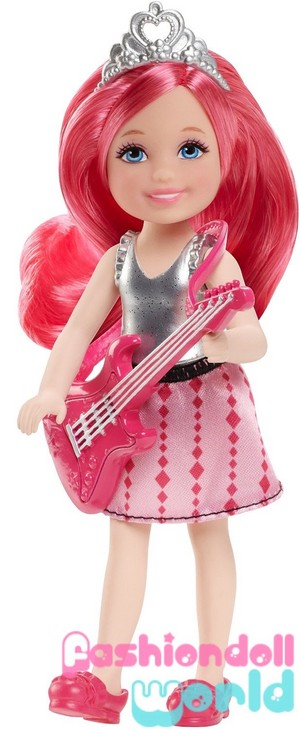 Barbie in Rock'n Royals Chelsea Doll 2