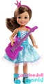 Barbie in Rock'n Royals Chelsea Doll 3