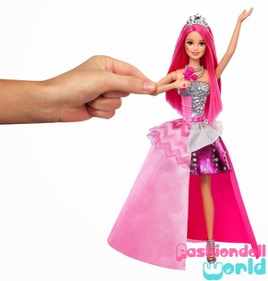 Barbie in Rock'n Royals chant Courtney Doll