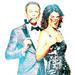 Barney & Robin - barney-stinson icon
