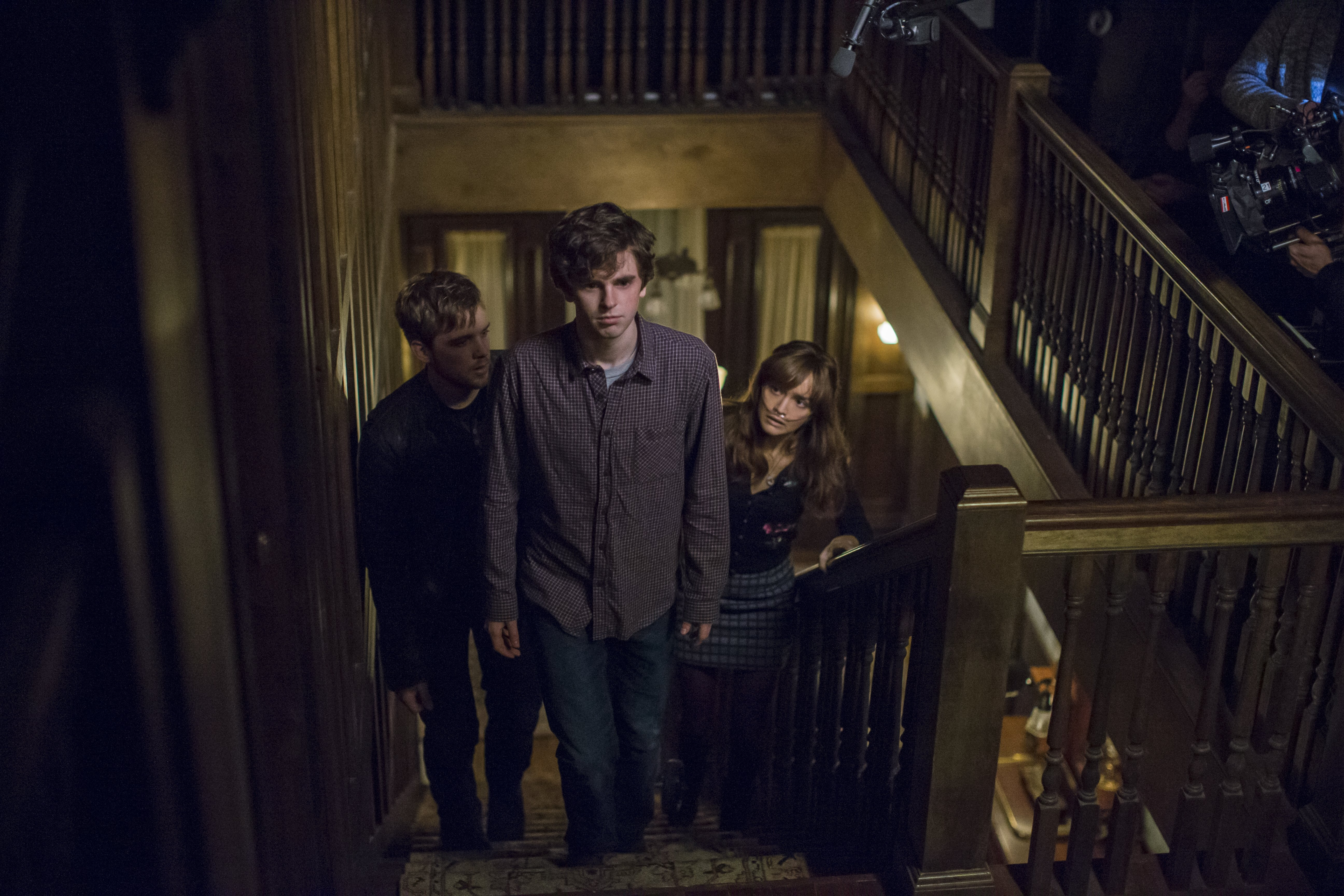 """Bates Motel """"Norma Louise"""" (3x06) promotional picture"""