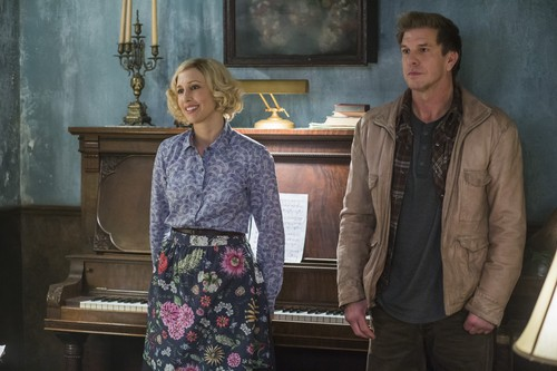 "Bates Motel karatasi la kupamba ukuta called Bates Motel ""The Last Supper"" (3x07) promotional picture"