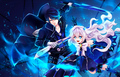 Beautiful Lu and Ciel wallpaper - elsword photo