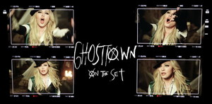 Behind the scenes - Ghosttown