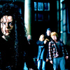 Harry Potter photo probably containing a street entitled Bellatrix, Ron, Hermione and greyback
