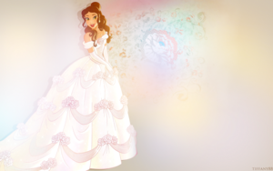 Belle's Wedding Dress ( no words version)