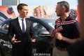 Ben visiting China - MG GS - benedict-cumberbatch photo