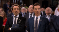 Benedict Cumberbatch & Robert Lindsey - Richard III Burial - benedict-cumberbatch photo