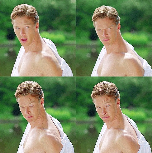 가장 핫한 남자배우 바탕화면 probably containing a 큰 덩어리, 한 조각 and skin entitled Benedict Cumberbatch