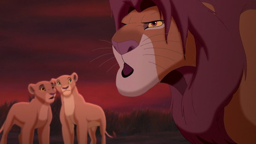 The Lion King پیپر وال possibly containing عملی حکمت entitled Best Nala Screencap from Simba's Pride