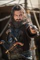 Blackbeard in Black Sails