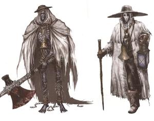 Bloodborne Enemies