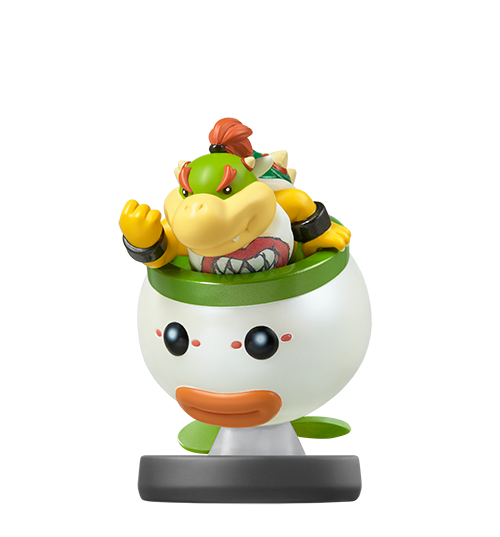 Bowser Jr Amiibo Amiibo Photo 38349719 Fanpop