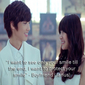 Boyfriend - Janus (quote)